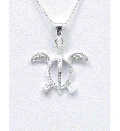 Sterling silver sea turtle jewelry pendants and charm gifts aloadofball Choice Image