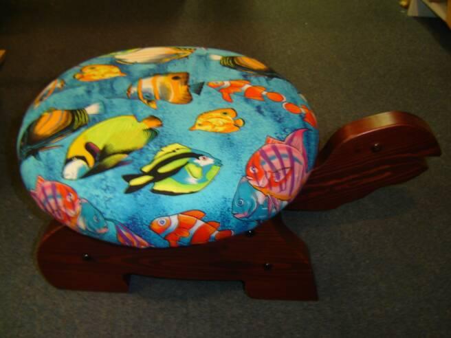 Handmade Turtle Footstools Turtle Foot Stools Turtle